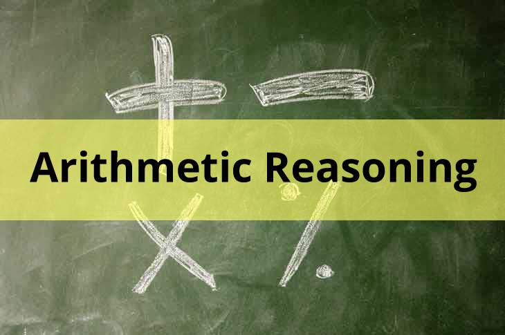 arithmetic reasoning